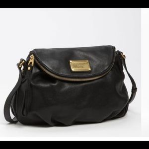 Marc by Marc Jacobs Classic Q Leather Crossbody